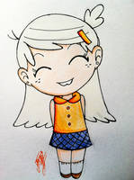 TLH: Chibi Linka by JayTrexe