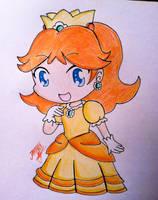 Chibi Daisy by JayTrexe
