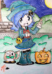 Lil Witch Xerene by JTrexe