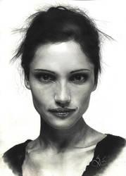 Leonor Varela by V-Ist