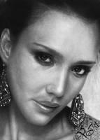 Jessica Alba by V-Ist