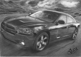 Dodge Charger by V-Ist