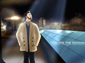 You Are The Reason by coDDRy