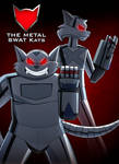The Metal SWAT Kats by coDDRy