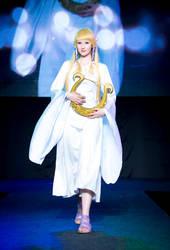 Zelda Skyward Sword on stage by pearl-nacree
