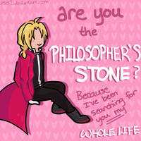 Are you the Philosopher's Stone? by asel1