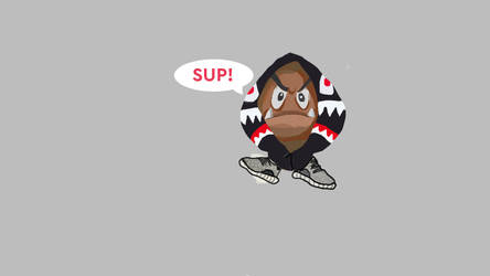 Hype Beast Gumba by stendelll09