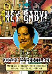 Gerry Alanguilan Signing by tagasanpablo