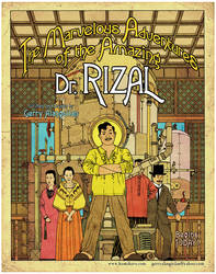 The Amazing Dr. Rizal by tagasanpablo
