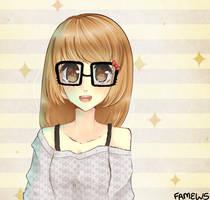 Nerdy by Famews-chan