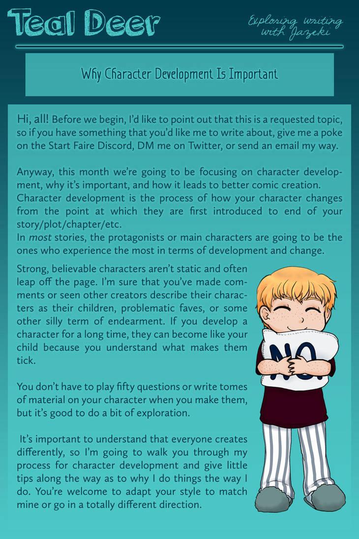 Character Development-1 by Jazeki