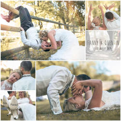Fanny and Quentin Wedding by Simon120188