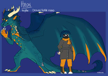 Hyeon Reference by meroaw