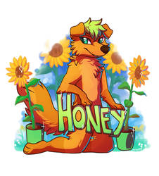 Honey by meroaw