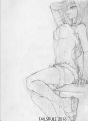 Cassandra sketch WIP by tailsrulz