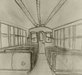 Passenger Car Interior by RRARR-Productions