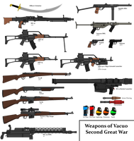 MM!AU: Weapons of Free Vacuo by Soundwave3591
