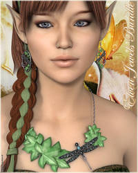 Elven Jewels Bundle For Any Figure by emmaalvarez