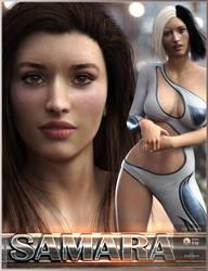 EJ Samara For Genesis 8 Female by emmaalvarez