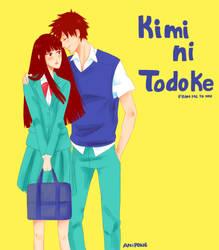 I like you, Kuronuma by AniPokie