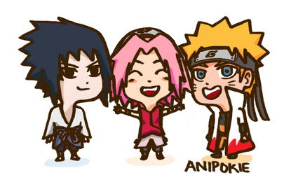 Team Seven by AniPokie