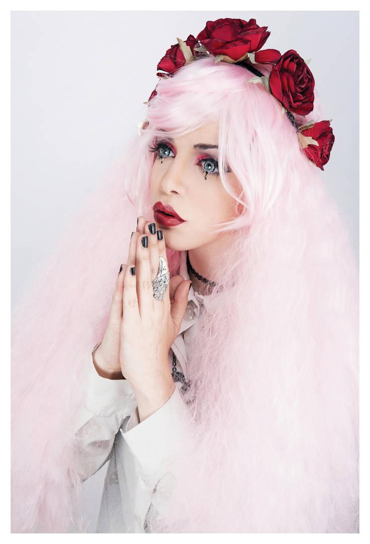 Holy Pastel Goth by AnnaLevDesigner
