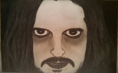 Lead singer of Seether by smokeyjo7197