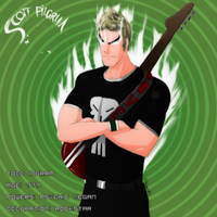 Scott Pilgrim Characters by SNiPER85