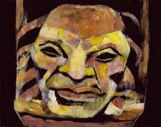 Face of Boe by jossujb