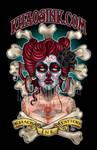 Khaos Ink Tee Shirt by SpikeJones67