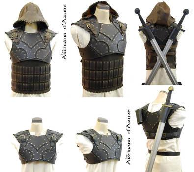 Scoundrel's armor by ArtisansdAzure
