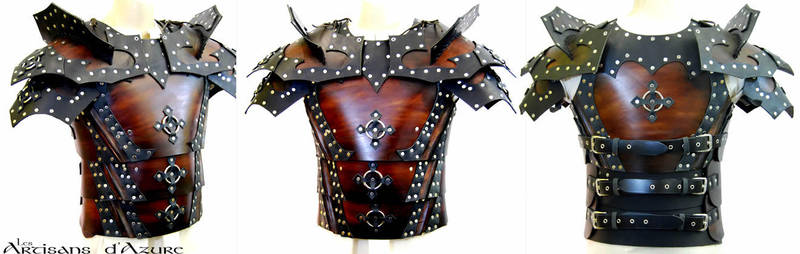 Delux Chaos Armour by ArtisansdAzure