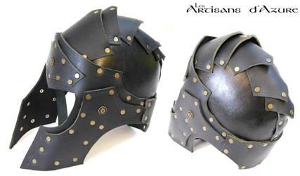 Beaufort's helm by ArtisansdAzure