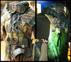 Various Post-Apo Armor by ArtisansdAzure