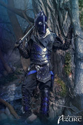 Dark Elf Armor by ArtisansdAzure