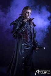 Vampire Coat by ArtisansdAzure