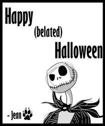 Happy (belated) Halloween by InuHalfDemon