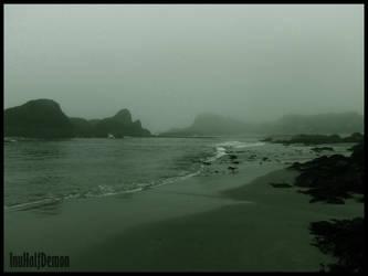 Dark Shore by InuHalfDemon