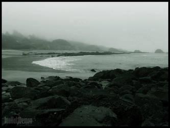 Dark Coast by InuHalfDemon