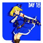 Huevember Day 18: Lauren Lumiere by SRealms