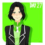 Huevember Day 27: Andrew Knight by SRealms