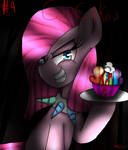 Creepypasta #9 Cupcakes + Speedpaint by CandySugarSkullGirl9