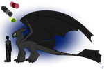 Toothless colour sheet by CandySugarSkullGirl9