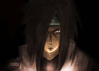 Uchiha Madara - SP by TomasLacerda