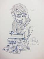 Life of a Uni Student by xXYukiNoUsagiXx
