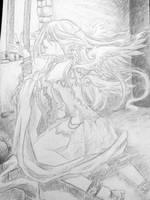 The Imprisoned Angel by xXYukiNoUsagiXx