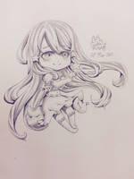 [AT] for Naomiverhage: OC Mitsuki by xXYukiNoUsagiXx