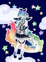 [CE] Love Always Win - Costume Design by xXYukiNoUsagiXx