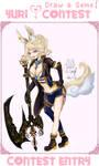 [CE] for DeathALICE'S Yuri Contest by xXYukiNoUsagiXx