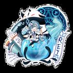 [CM] Rei - A Magic Journey by xXYukiNoUsagiXx